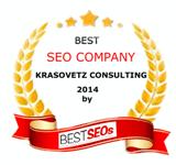 Best SEo Company Award Iby SEOs com image op